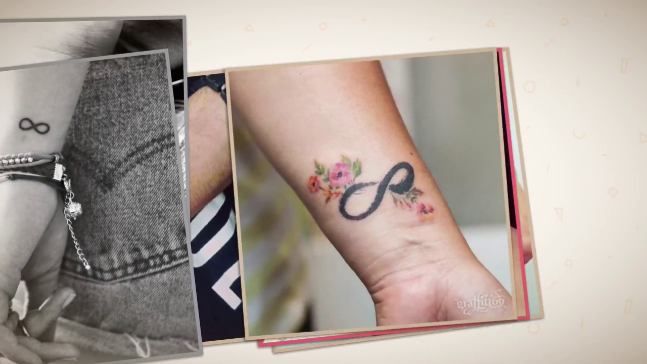 Delicados Tatuajes De Infinito En La Muñeca Para Mujeres Y Hombres