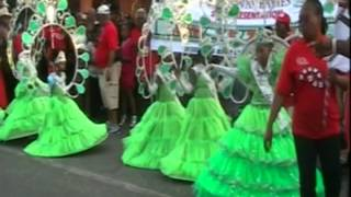 Trinidad and Tobago Carnival 2015 Kiddies (Red Cross)#2
