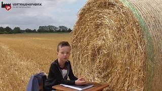 Der Weltuntergang - hat er schon begonnen? 7-jähriger liest aus Harald Lesch - ein Weckruf
