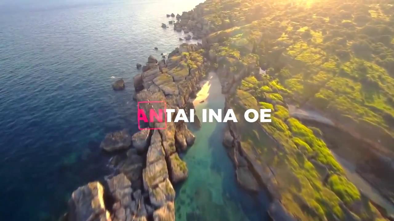 Pantai Ina Oe Rote Selatan Ntt Youtube