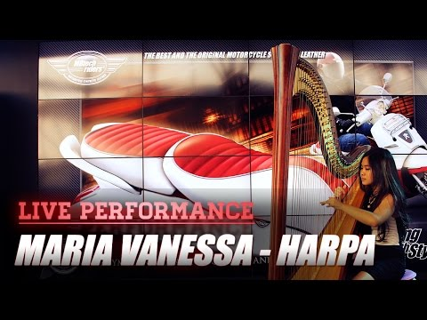 Live Perform at MBtech GIIAS 2016 - Maria Vanessa