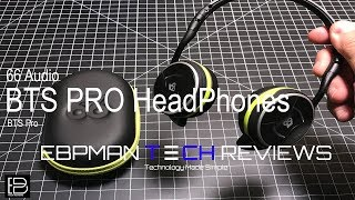 BTS PRO from 66 Audio 40 Hour Playback Headphones
