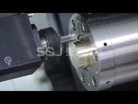 CNC Dreh-Fräs-Bearbeitungszentrum I Multifunktions-Maschine I MYLAS