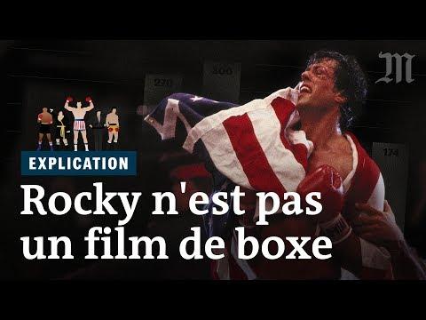 Pourquoi « Rocky » n'est pas un film de boxe