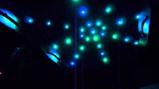 Сочетание подсветки потолочных ручек и звездное небо(, 2014-12-16T10:47:23.000Z)