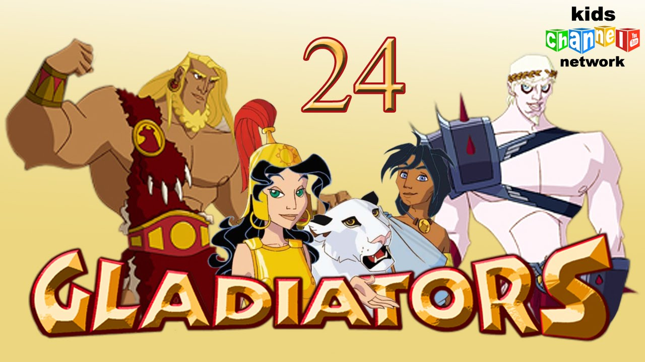 Gladiators - Episode 24 - Animated Series | Kids Channel Network