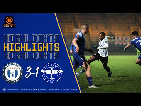 Halifax Eastleigh Goals And Highlights