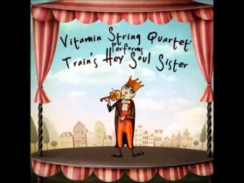 Hey Soul Sister Vitamin String Quartet (Train)