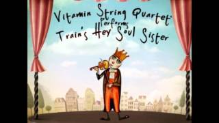 Hey Soul Sister Vitamin String Quartet (Train)