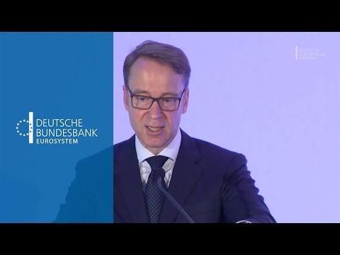 Eröffnung - Dr. Jens Weidmann