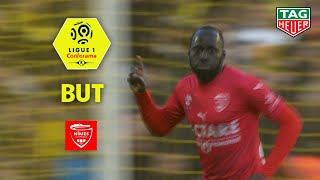But Sada THIOUB (89') / FC Nantes - Nîmes Olympique (2-4)  (FCN-NIMES)/ 2018-19