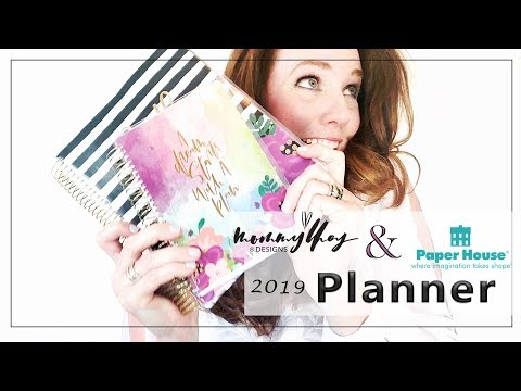 Mommy Lhey & Paper House Productions PLANNERS | Page by Page Flip