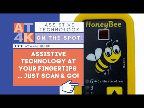 HoneyBee Proximity Switch: Assistive Technology On The Spot!