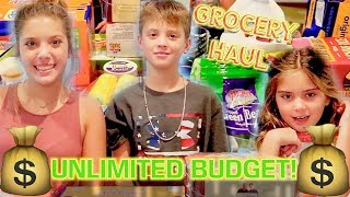UNLIMITED BUDGET BACK TO SCHOOL COSTCO HAUL!