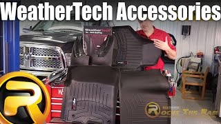Video How to Install WeatherTech Floor Liners, Mud Flaps, and Window Deflectors download MP3, 3GP, MP4, WEBM, AVI, FLV April 2018