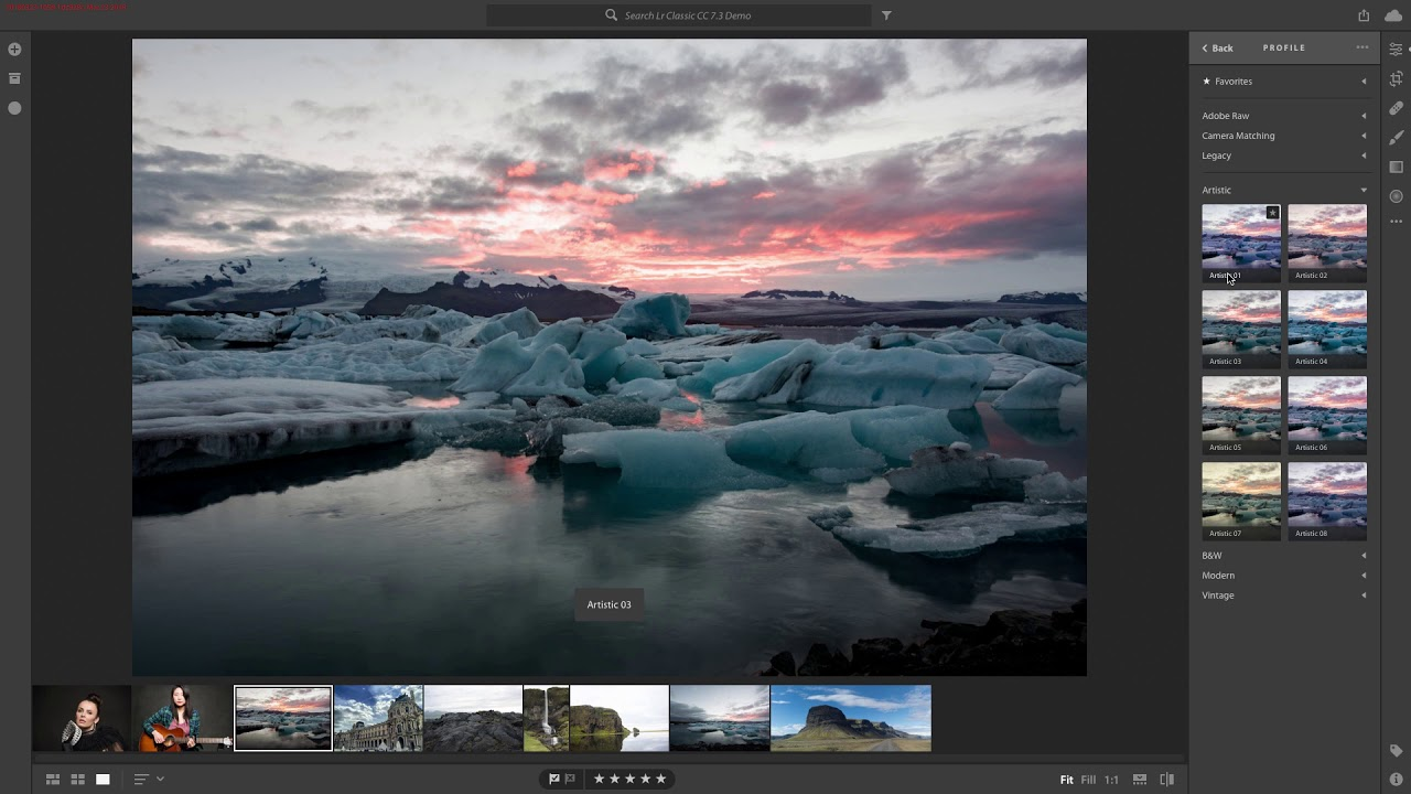 What's NEW in the Lightroom CC April 2018 Update