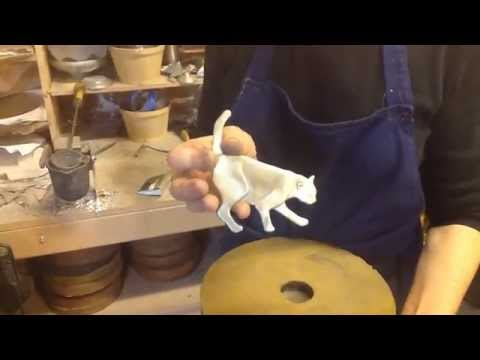 Casting Pewter