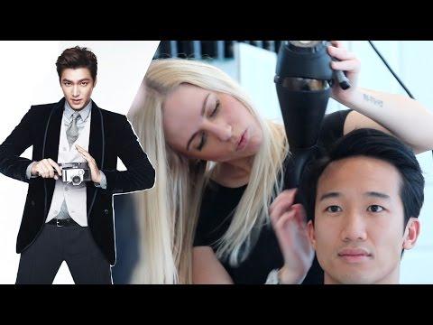 Men s Hair ★ Lee Min-Ho 이민호 South Korean actor, singer and model