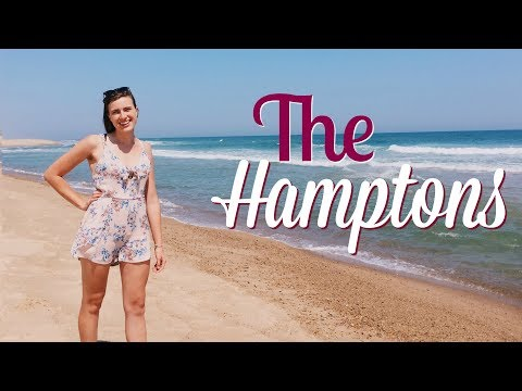 What The Hamptons Are REALLY Like