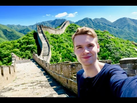 VISITING THE GREAT WALL OF CHINA 🇨🇳 CHINA TRAVEL