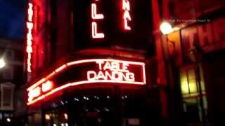 Walk around the Red Light District in Soho London  2