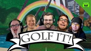 RETURN OF THE FASS 🎮 Golf it! #17