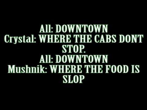 Downtown Lyrics | Little Shop of Horrors