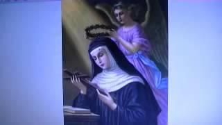 Oración milagrosa de Santa Rita de Casia