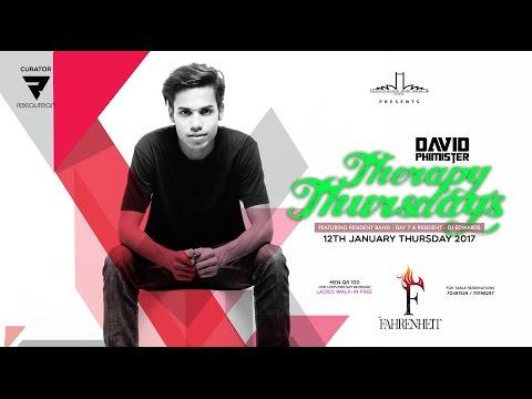 Rextaurean   DJ David Phimister   Fahrenheit - January 2017