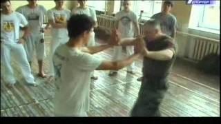 Встреча Grupo Senzala de Capoeira