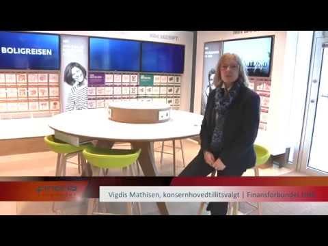 Finansforbundet DNB - Vigdis Mathisen - april 2015