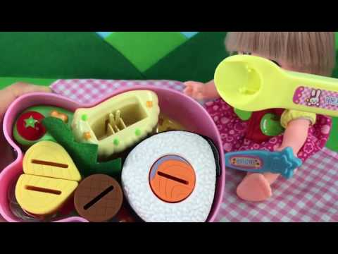 mell chan doll bento lunch box youtube. Black Bedroom Furniture Sets. Home Design Ideas