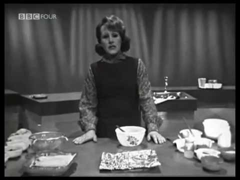 Adventurous Cooking with Fanny Cradock - Fish (Part 1 of 3)