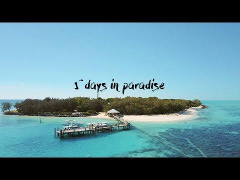 5 DAYS IN PARADISE | heron island travel diary