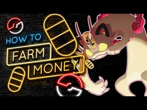 HOW TO FARM MONEY FAST! Pokemon Sword and Shield ⚔️🛡️