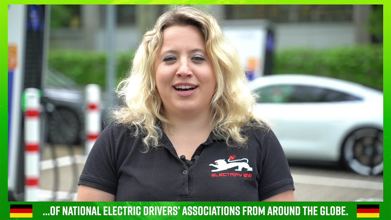 Une nouvelle alliance mondiale d'association de conducteurs de véhicules électriques voit le jour [VIDÉO]