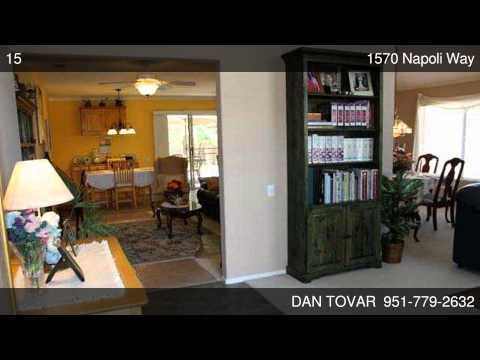 1570 Napoli Way San Jacinto CA 92583 - DAN TOVAR - Prudential California Realty - Riverside Office