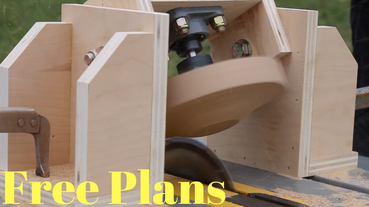 Turning Saw Plans