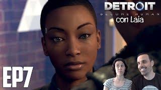 Video de ¿OIGA, USTED ES DE AQUÍ? | Detroit: Become Human con Laia (Ep 7)