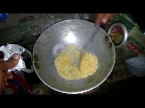 Rice (Chaul) Vaja Resepe