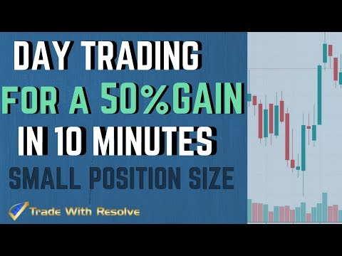 Trading Stock Options with 3 Contracts for Profit