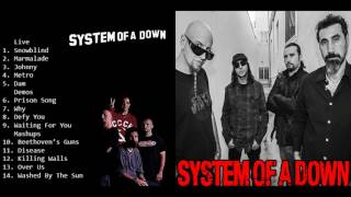 System Of A Down Hardcore 39 s New Album Compilation.mp3