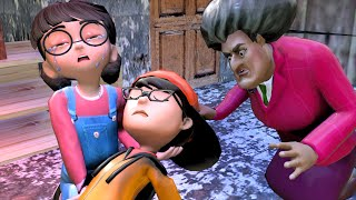 Scary Teacher 3D - Nick Love Tani - (Part 2) Rescue Tani!!! | BuzzFamily Funny Animation