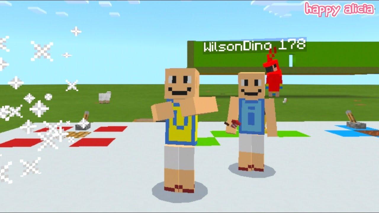 Upin Main Trading Bareng Ipin Kasih Ramuan Bohongan🤣😱🍷 | Minecraft | Happy Alicia