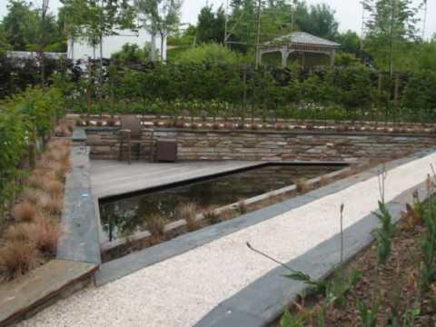 Tuinontwerpen van 3d naar realisatie adriana verhagen for 3d tuin ontwerpen