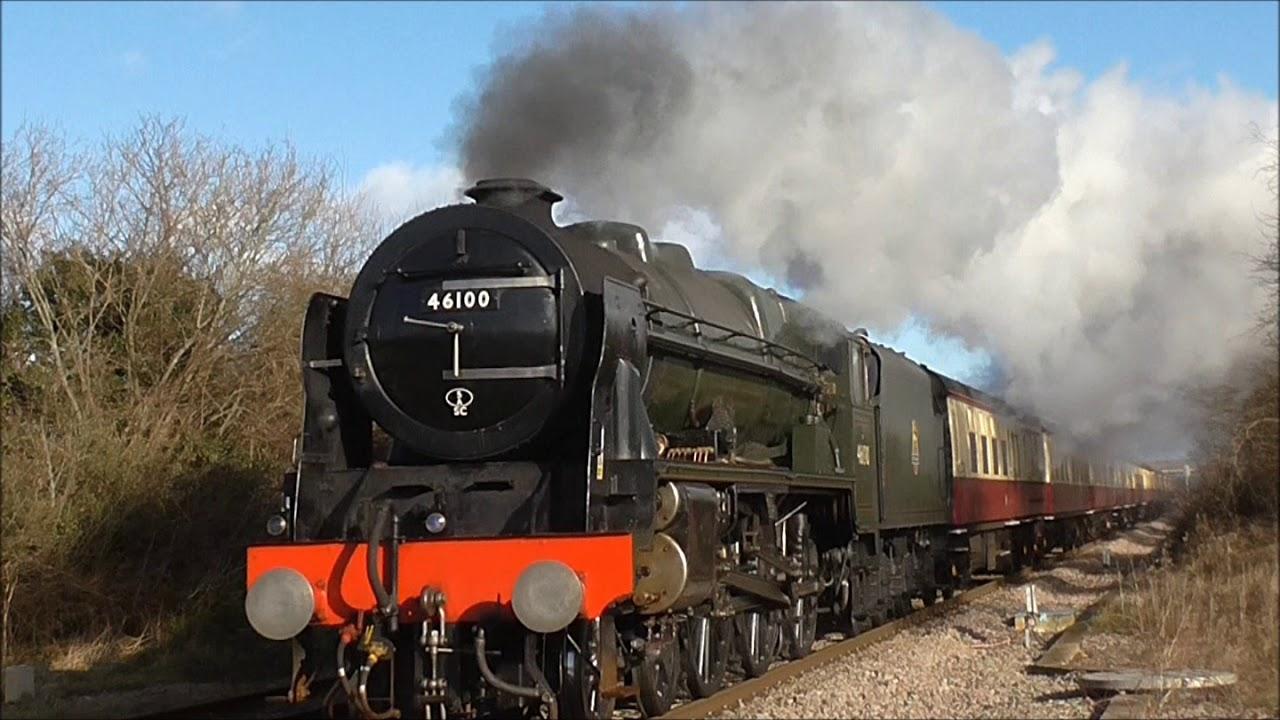 Royal Scot 46100     12th feb 2020