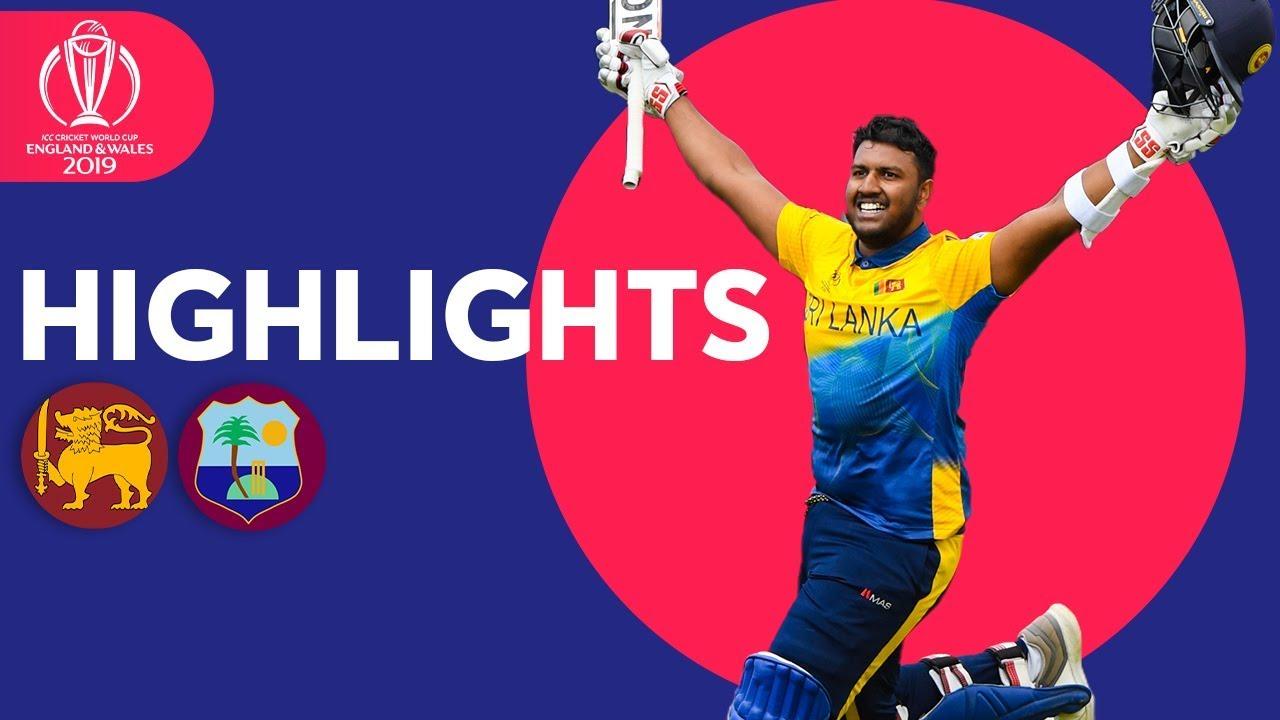 Download Fernando and Pooran Hit Maiden Tons | Sri Lanka v Windies - Highlights | ICC Cricket World Cup 2019