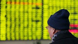 Обвал на азиатских рынков повлиял и на российские