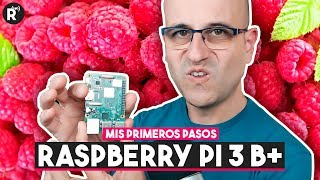 🍓 Raspberry Pi 3 B+: MIS PRIMEROS PASOS | La red de Mario