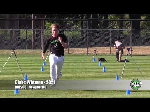 Blake Wittman - PEC - 60 - Newport HS (WA) July 27, 2020